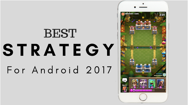 best android strategy games 2018