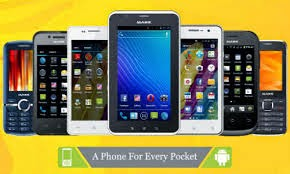Maxx going to launch 9 Android Smartphones priced between Rs. 2000 And Rs. 6000