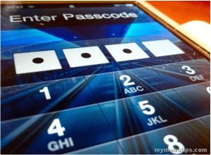 unlock iPhone Passcode