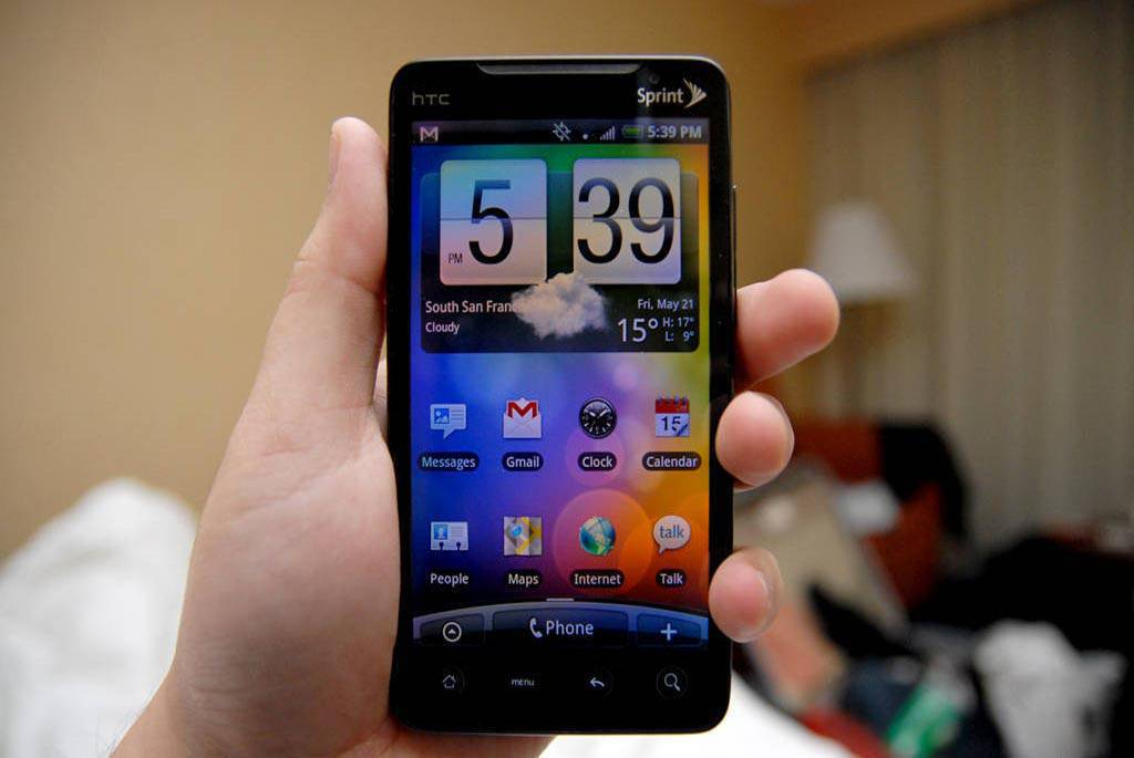 Step-by-step Guide To Root Your HTC Evo 4G Without A Computer