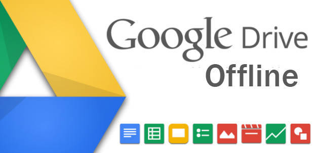 How to Use Google Drive Without Internet Access