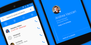 Contacts and Dialer Apps