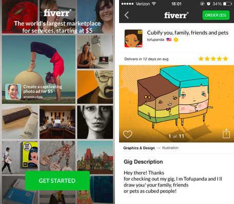 fiverr app 1