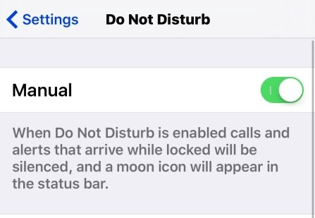 Do Not Disturb - Block Unknown Callers & No Caller ID Calls