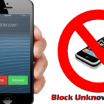 Trick to Block Unknown Callers & No Caller ID Calls on iPhone