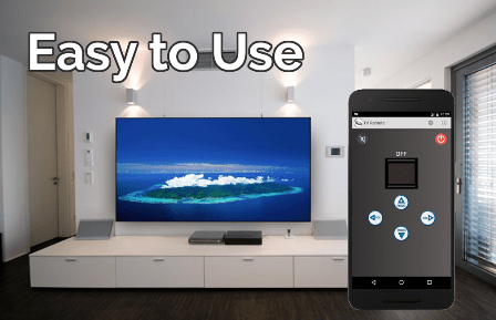 Easy Universal TV Remote - Best TV Remote Apps for Android