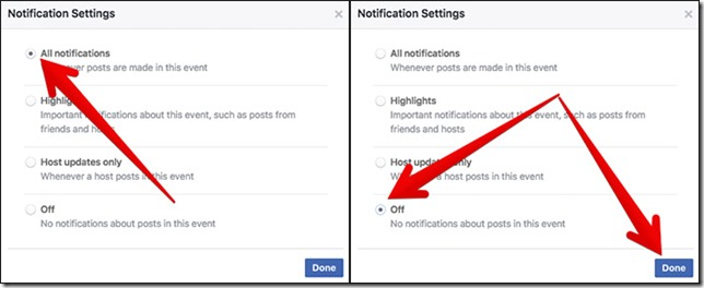 Disable-Event-Notifications-in-Facebook