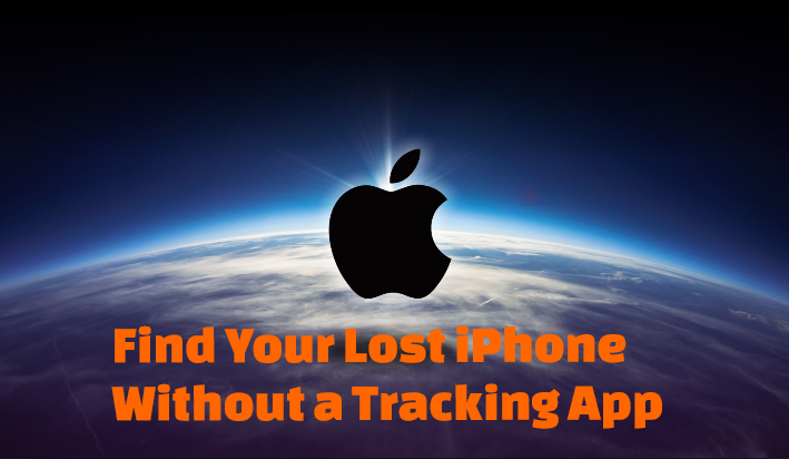 how to find iphone without app trick to find your lost iphone or without a 18806