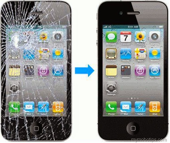 ultmate guide to fix iPod touch screen Problem1