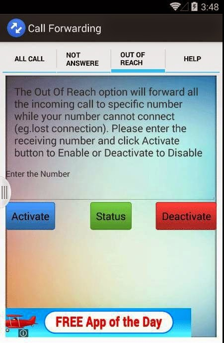 Call Forwarder Apps For Android Smartphone-callforwarding