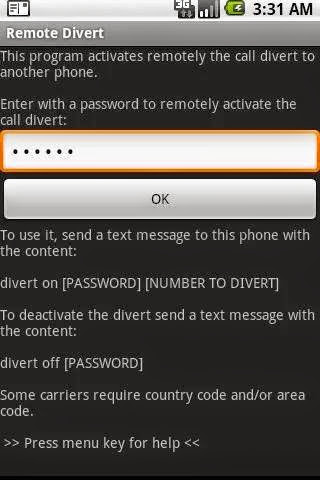 Call Forwarder Apps For Android Smartphone-remotecalldivert